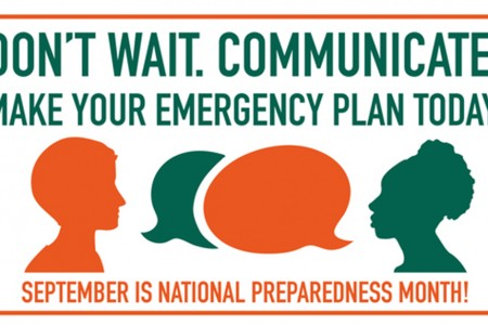 2015 National Preparedness Month (NPM)