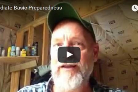 Video of the Week: Immediate Basic Preparedness