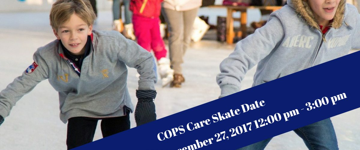 Lincoln Park Police: COPS Care Skate Date