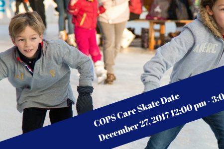 2017 COPS Care Skate Date