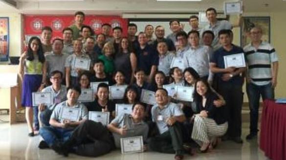 CERT Takes Community Preparedness to China