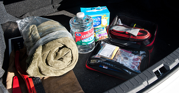 How To Put Together A Vehicle Survival Kit
