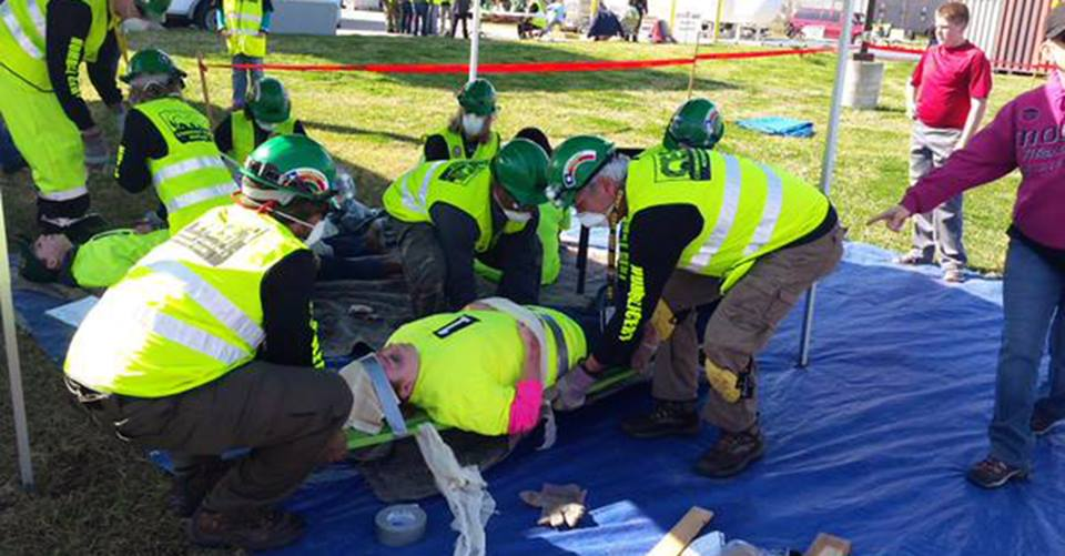 Community Emergency Response Team (CERT) to hold three days of training in October
