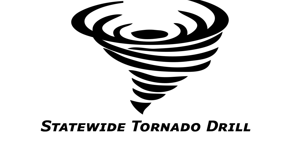 Statewide Tornado Drill Scheduled for March 27; Severe Weather Awareness Week is March 24-30