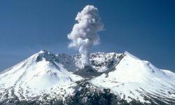 Mount St Helens Volcanic Eruption